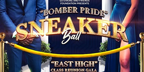 "DJ Stroke And Friends Foundation  Presents ""Bomber Pride""  Sneaker Ball tickets"