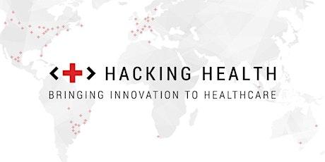 Marathon d'innovation en santé Hacking Health Nantes billets