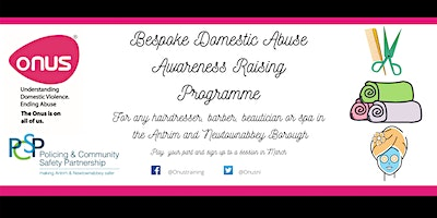 Bespoke Domestic Abuse Awareness Raising Programme – Antrim & Newtownabbey