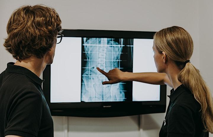 Imagen de Revisión GRATUITA de postura y columna vertebra/ Internal Spinal Screening
