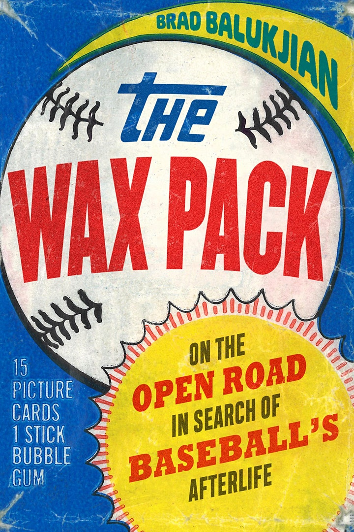 """Brad Balukjian  Chats With Elsie About His Baseball Book """"The Wax Pack"""" image"""