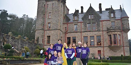 Belfast Castle Abseil for Action Mental Health 2021 tickets