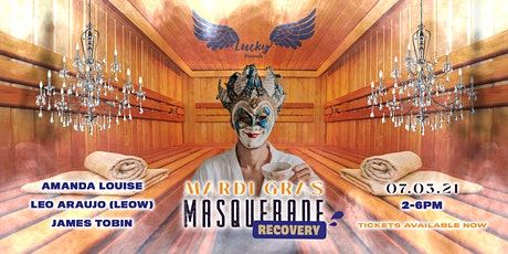 Boat Party // Lucky Presents // Mardi Gras Recovery tickets