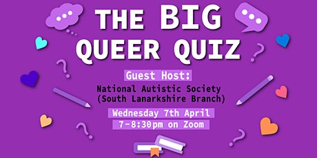 The Big Queer Quiz with Guest Hosts (April) tickets