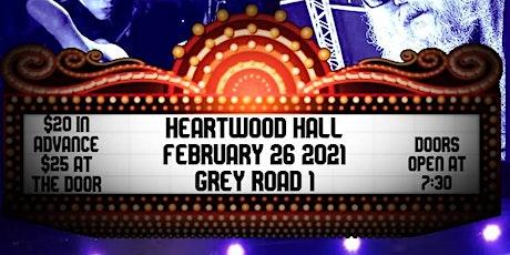 Grey Road 1 tickets