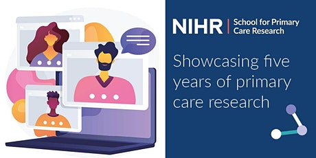 Showcasing 5 Years of Primary Care Research tickets