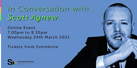 In conversation with... Scott Agnew tickets