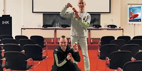 "Digitale Gründungswoche IHK Hannover: Seminar - Thema ""Top 10 Do-It-You"" billets"