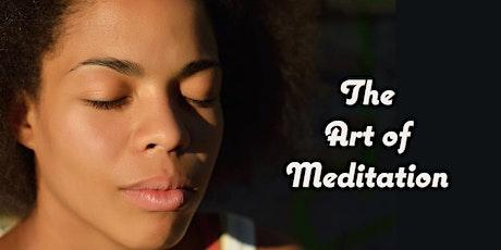 Art of Meditation tickets