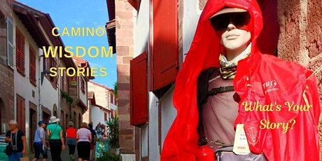 Camino de Santiago Wisdom Stories:  Free Monthly Event entradas