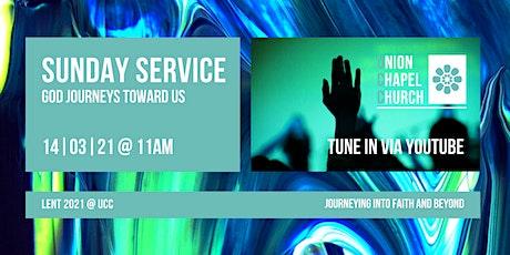 Sunday Service - God Journeys towards Us tickets