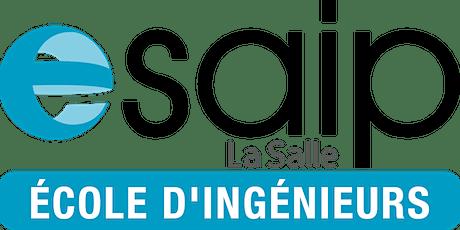 Visites et entretiens individuels à l'esaip Aix-en-Provence billets