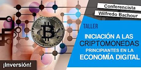 Introducción a las Criptomonedas/Principiantes en la economía digital entradas