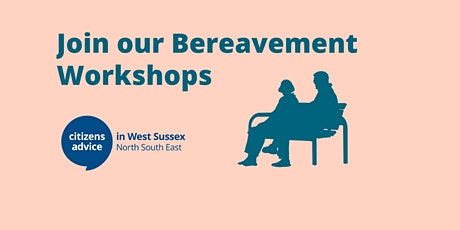 Bereavement Workshop tickets