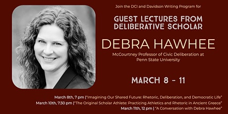A Conversation with Debra Hawhee tickets