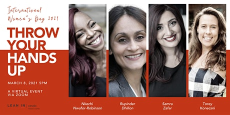 Lean In Canada Toronto: International Women's Day tickets