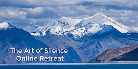 The Art of Silence Retreat bilhetes