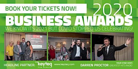 Chamber Business Awards Evening tickets