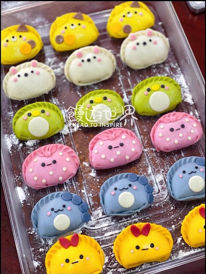 Kawaii Dumpling Making image