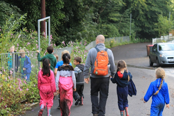 Forest School Holiday Club Prestwich - June 21 (May half term) image
