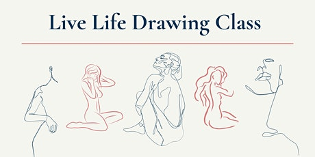 Live Life Drawing Class tickets