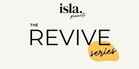 The REVIVE Series - Talk 1 - Let's #ChangeTheBrief bilhetes