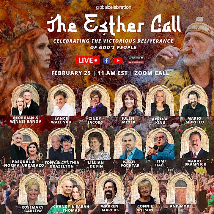 The Esther Call with Georgian & Winnie Banov image