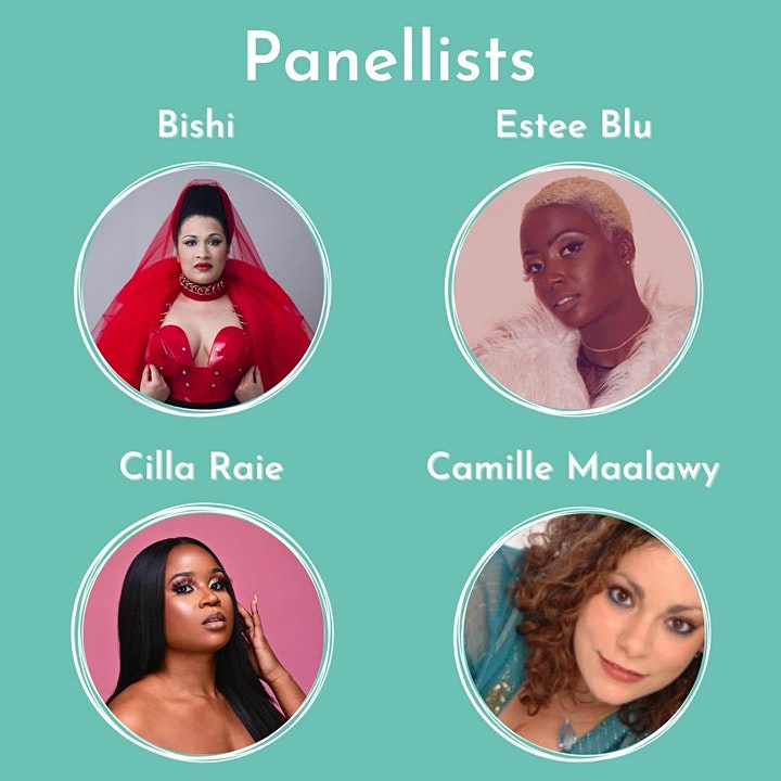 Women of Colour & the Music Industry image