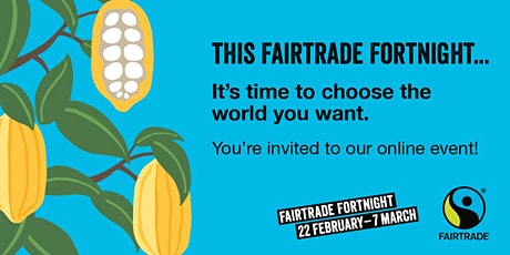 Climate Justice in the Global South - an event for Fairtrade Fortnight tickets