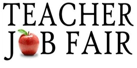 Hamblen County Dept. of Education 2021 Virtual Teacher Recruitment Fair tickets