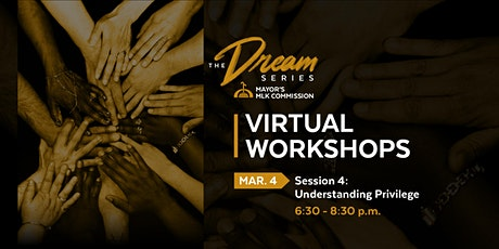 Dream Series Session 4: Understanding Privilege tickets