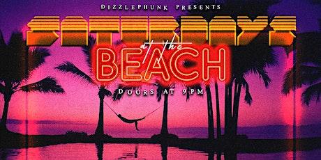 Saturdays at the Beach tickets
