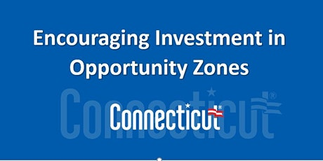 Encouraging Investment in Opportunity Zones tickets
