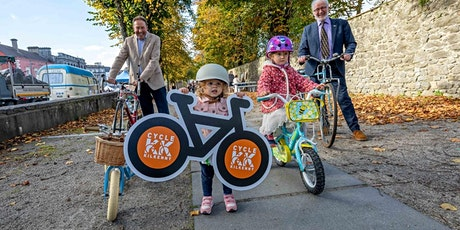 Building Vibrant Communities - Increasing cycling and walking in Kilkenny tickets