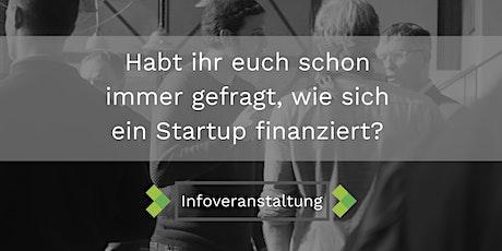Tracks und Szenarien der Startup-Finanzierung Tickets