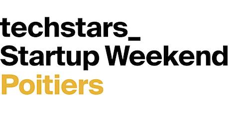Techstars Startup Weekend Poitiers - Diversité & Inclusion (En ligne) billets