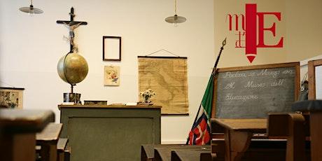 Visite guidate gratuite al Museo dell'Educazione biglietti