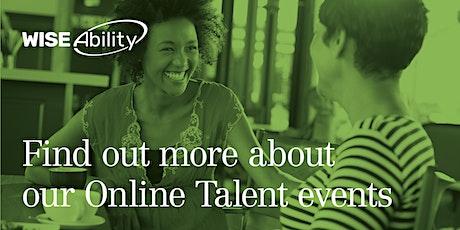 Employability Talent Event tickets