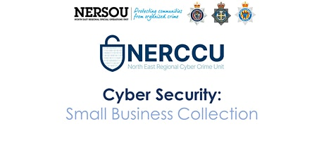 NERCCU Cyber Security: Small Business Guide 2021 part 2 of 2 tickets