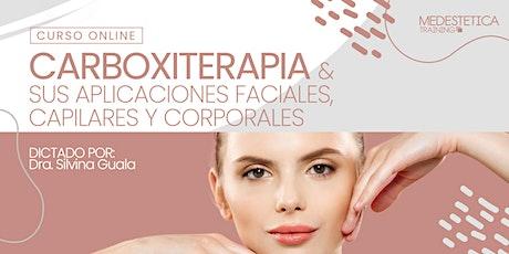 Carboxiterapia y sus aplicaciones faciales, capilares y corporales entradas