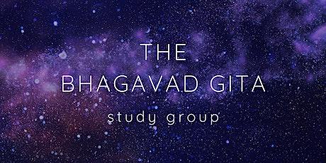 ONLINE   The Bhagavad Gita Study Group tickets