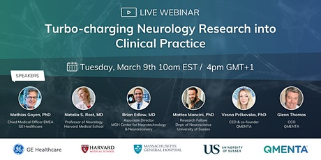 Turbo-charging Neurology Research into Clinical Practice - WEBINAR tickets