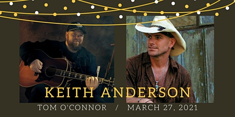 Keith Anderson w/ Tom O'Connor at Bushwackers! tickets
