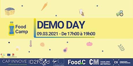 DEMO  DAY - Finale du Food Camp 2021 billets