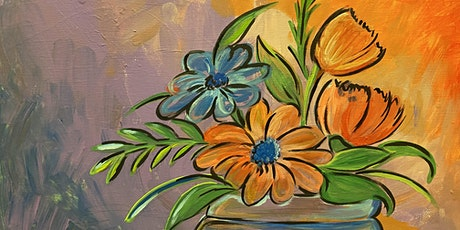 Paint Night @ 3rd Planet Brewing Hosted by The Traveling Painter tickets