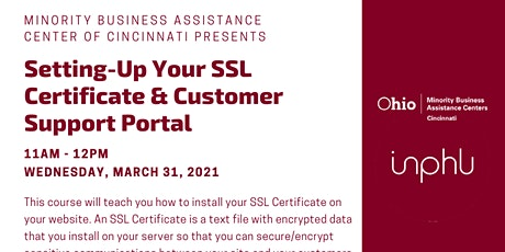 Setting Up Your SSL Certificate & Customer Support Portal tickets