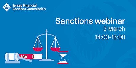 Sanctions – recent legislative changes tickets
