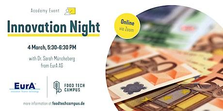 Online Innovation Night Tickets