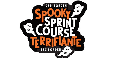 2021 CFB Borden Spooky Sprint tickets