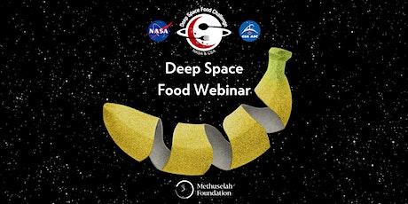 Deep Space Food Webinar ingressos